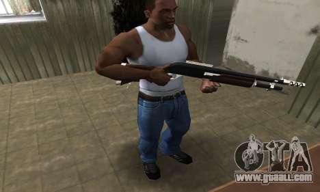 Biggie Shotgun for GTA San Andreas third screenshot