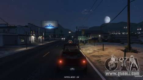 GTA 5 Realistic Vehicle Controls LUA 1.3.1 third screenshot