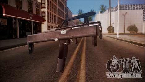 FMG-9 from Battlefield Hardline for GTA San Andreas