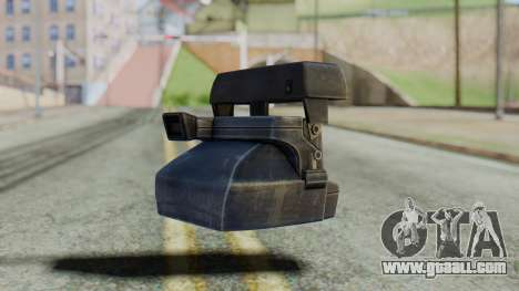 Camera from Silent Hill Downpour for GTA San Andreas second screenshot