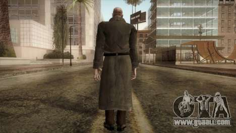 RE4 Mendes for GTA San Andreas third screenshot