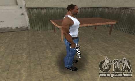 Math Deagle for GTA San Andreas second screenshot