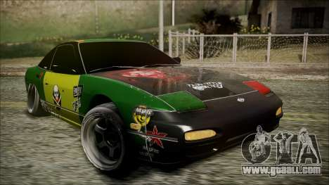 Nissan 240SX Pro Street for GTA San Andreas