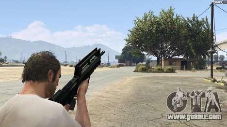 GTA 5 Famas F1 ninth screenshot