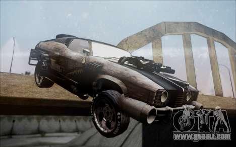 Mad Max 2 Ford Landau for GTA San Andreas