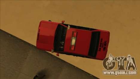 FDSA Premier Cruiser for GTA San Andreas side view