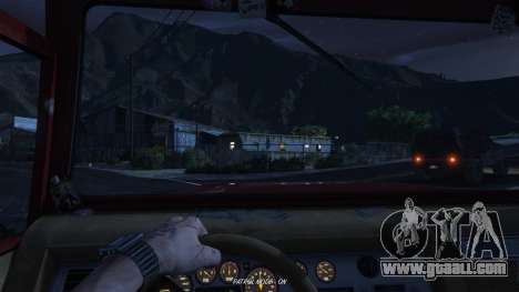 GTA 5 Realistic Vehicle Controls LUA 1.3.1