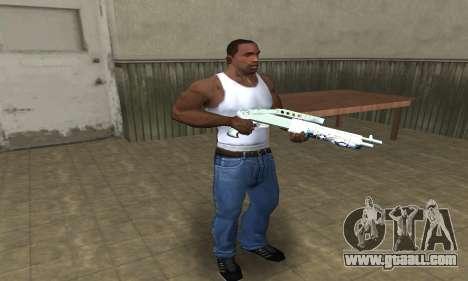 Graf Spas-12 for GTA San Andreas third screenshot