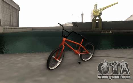 BMX HD for GTA San Andreas