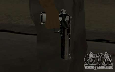 Weapon Pack for GTA San Andreas forth screenshot