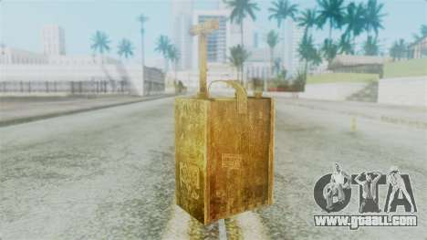 Red Dead Redemption Detonator for GTA San Andreas