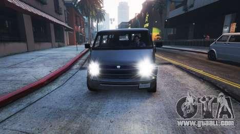 GTA 5 Improved lighting v1.3