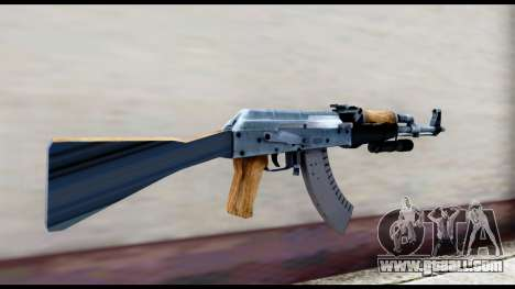 AK-47 from L4D2 for GTA San Andreas second screenshot