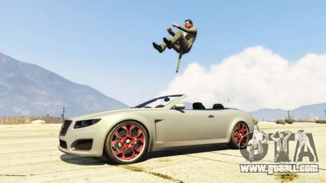 GTA 5 The bailout v0.2.1