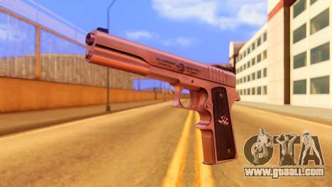 Atmosphere Pistol for GTA San Andreas