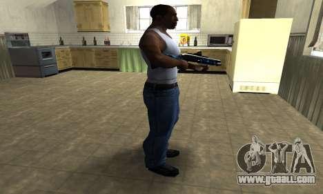 Water Shotgun for GTA San Andreas third screenshot