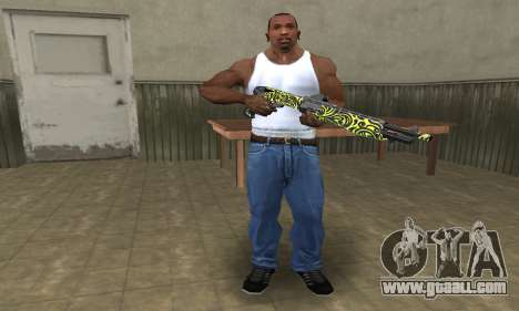 Jungle Spas for GTA San Andreas third screenshot