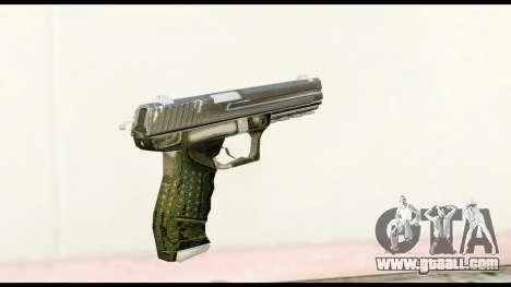 Pistol from Crysis 2 for GTA San Andreas second screenshot