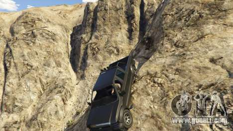 GTA 5 Sticky Underwater Cars
