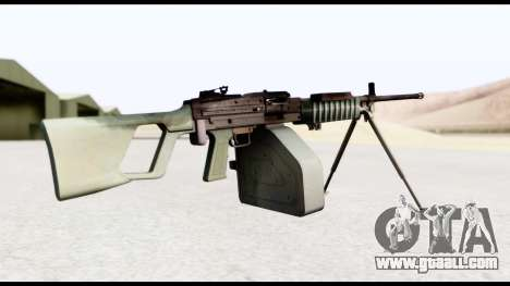 Type 88 Battlefield 4 for GTA San Andreas second screenshot