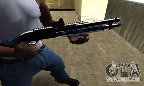 Water Shotgun for GTA San Andreas second screenshot