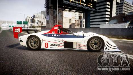 Radical SR8 RX 2011 [8] for GTA 4 left view