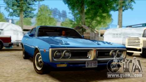 Dodge Charger Super Bee 426 Hemi (WS23) 1971 PJ for GTA San Andreas