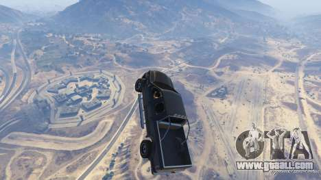 GTA 5 Sticky Underwater Cars fourth screenshot