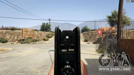 GTA 5 Famas F1 fourth screenshot