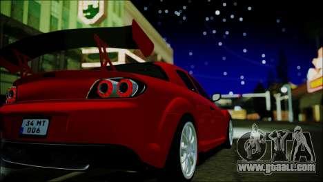 ENBTI for High PC for GTA San Andreas second screenshot