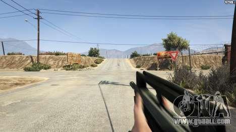 GTA 5 Famas F1 fifth screenshot