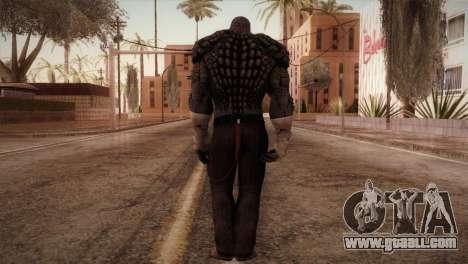 Killer Croc (Batman Arkham Origins) for GTA San Andreas third screenshot