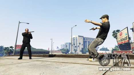 GTA 5 Duel in the Wild West v1.2 second screenshot