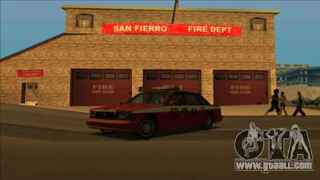 FDSA Premier Cruiser for GTA San Andreas wheels