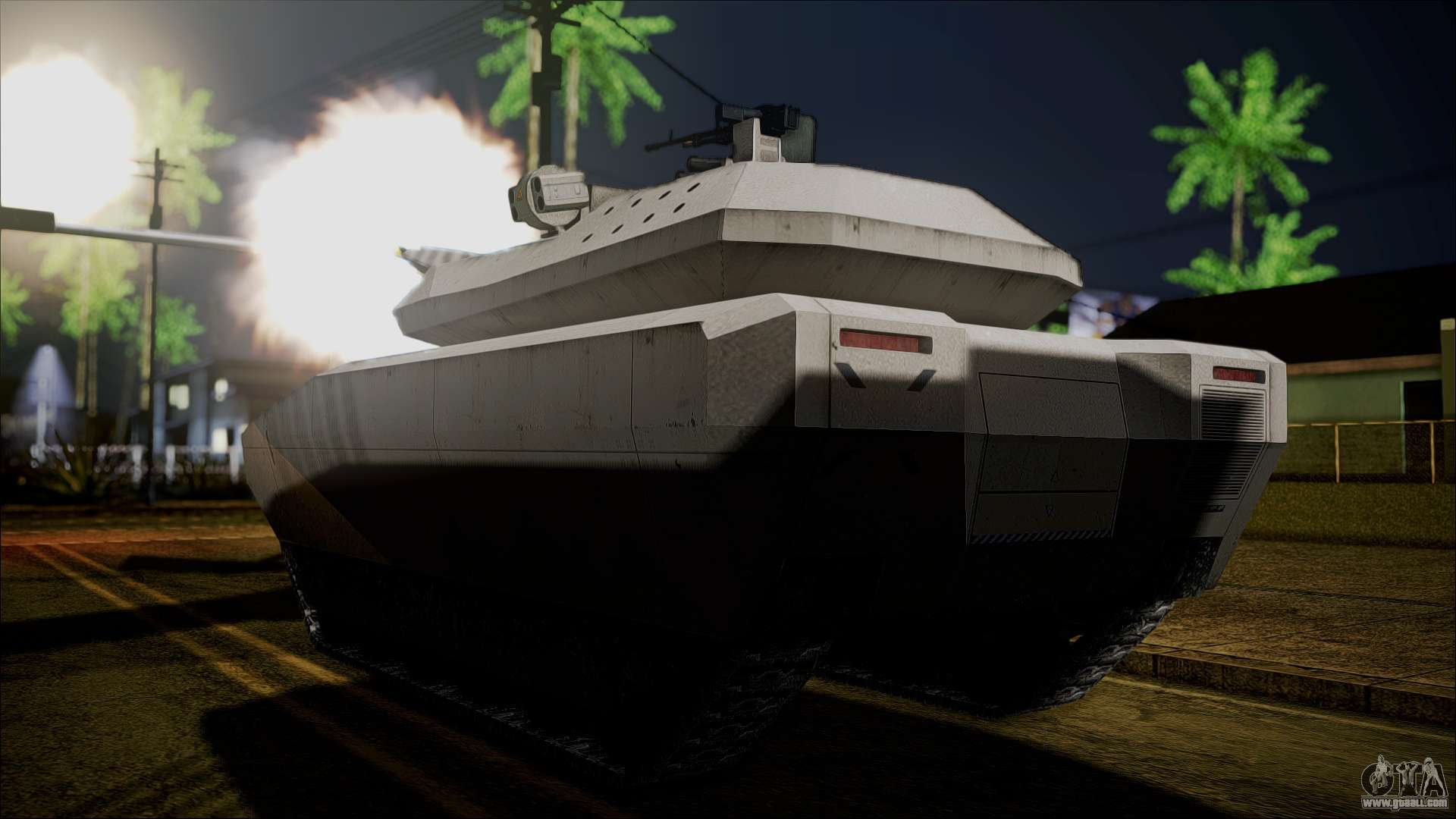 Pl 01 Concept Desert For Gta San Andreas