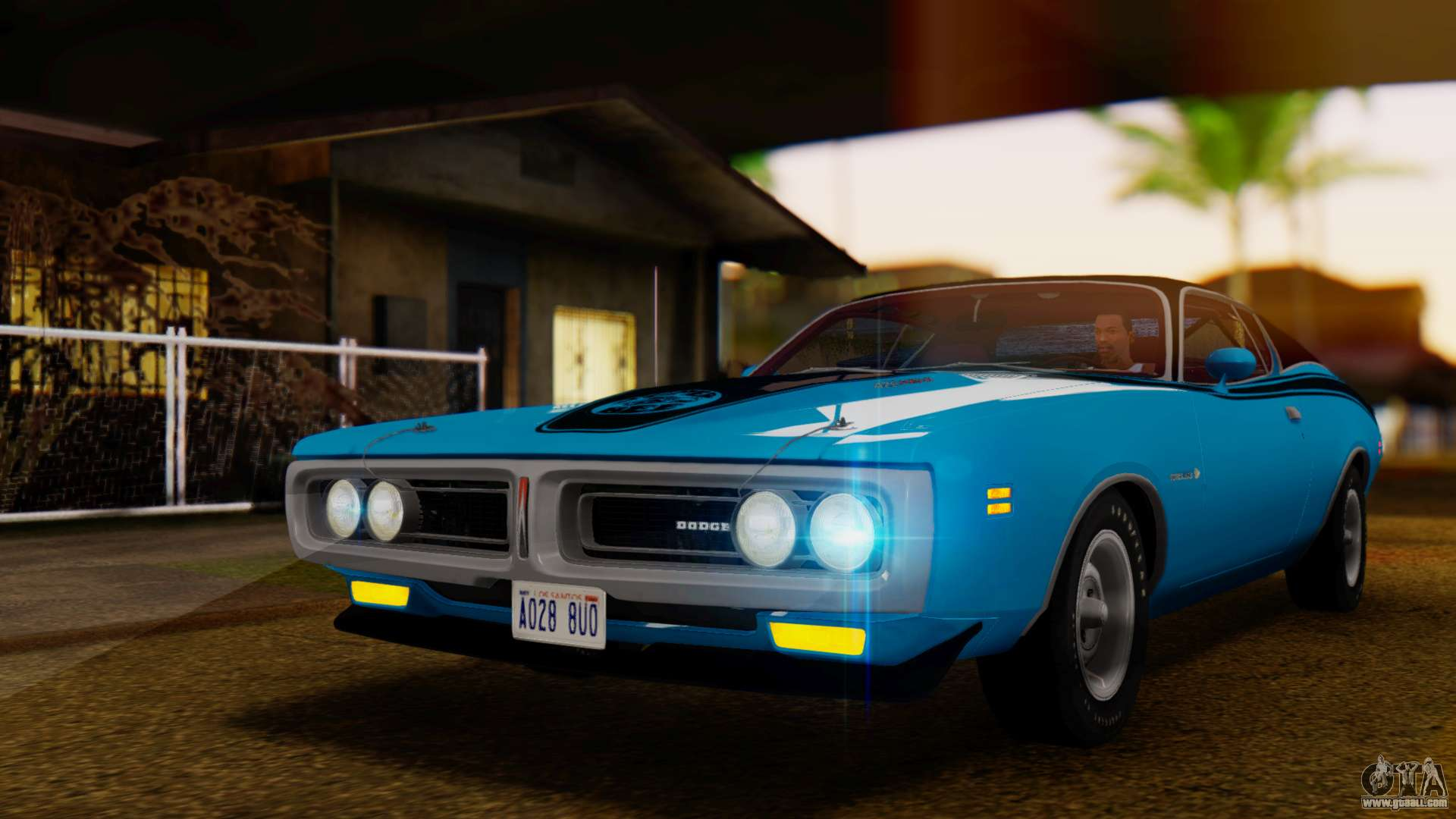 dodge charger super bee 426 hemi ws23 1971 ivf for gta san andreas. Black Bedroom Furniture Sets. Home Design Ideas