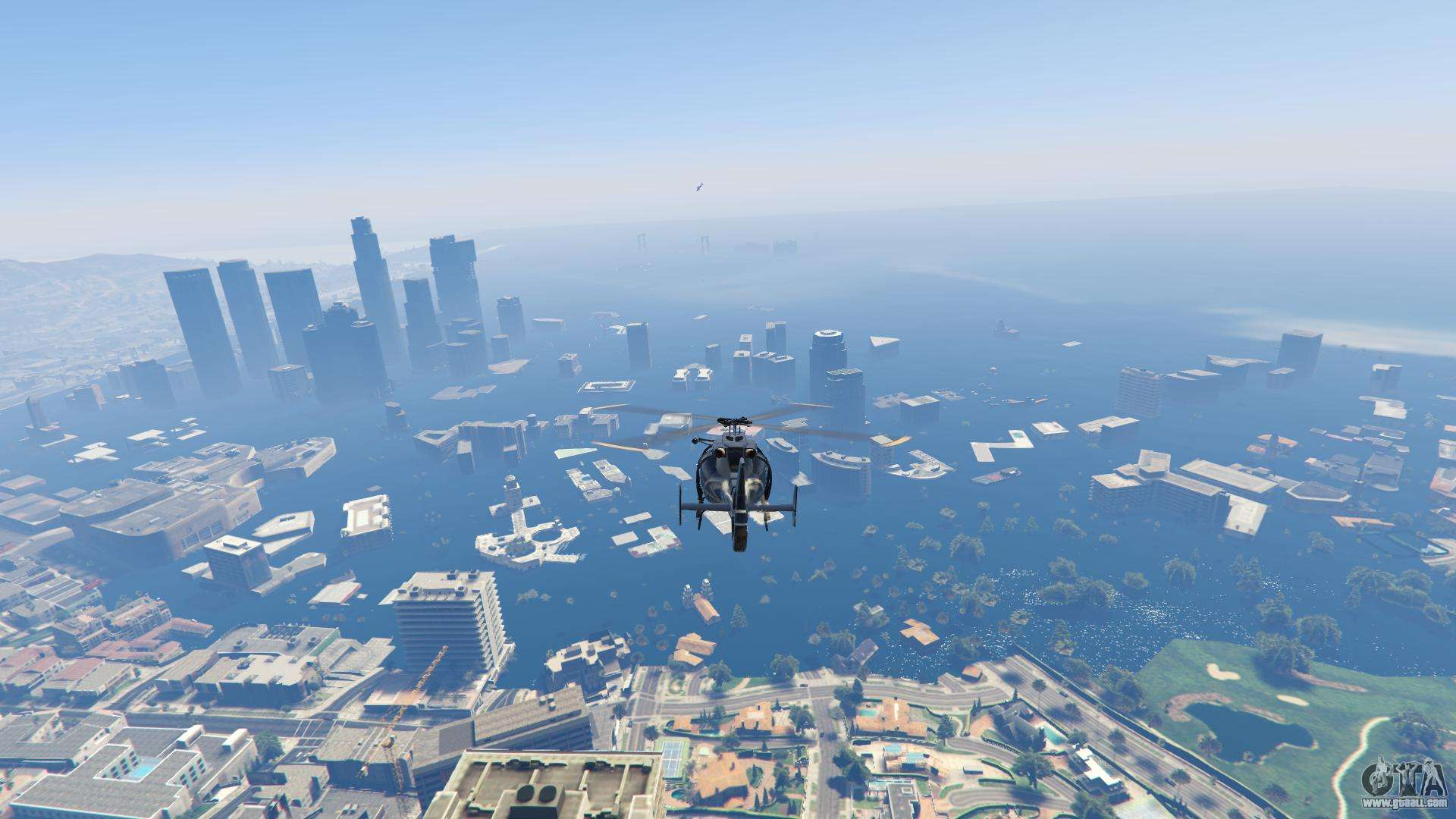 Download Tsunami mod for GTA 5 for free: just press the button on this ...