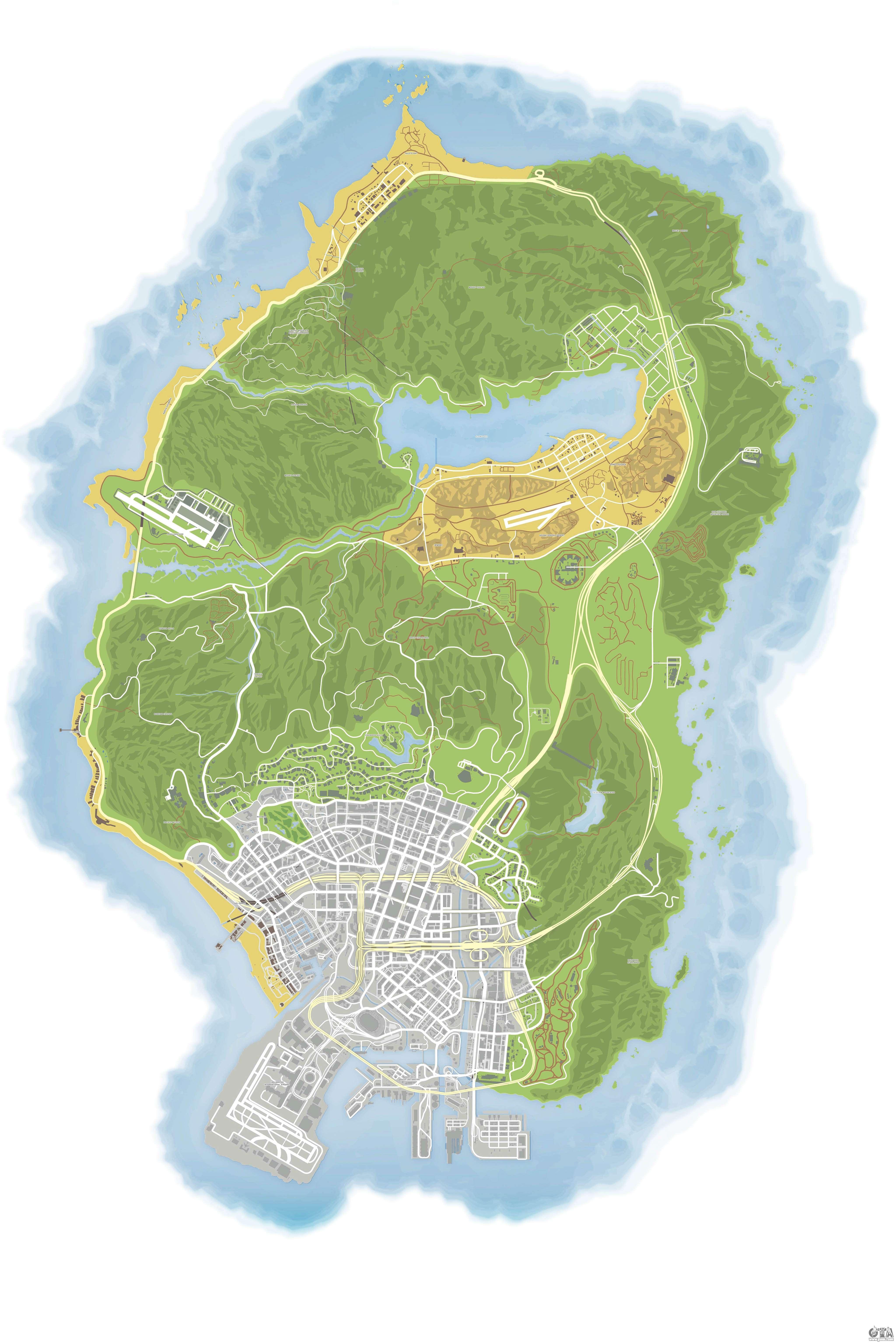 Color Map V0 2 For Gta 5
