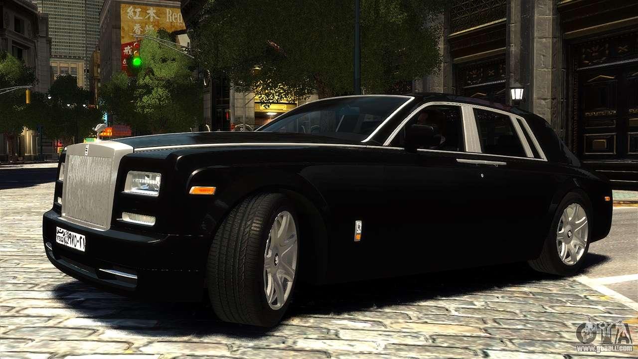 Rolls Royce Phantom For Gta