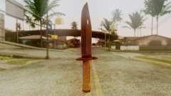 Combat Knife for GTA San Andreas