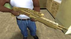 Zloty Tajfun Combat Shotgun for GTA San Andreas