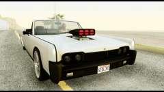 GTA 5 Vapid Chino Tuning v1 for GTA San Andreas