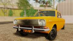 GAS 24 Volga sedan for GTA San Andreas