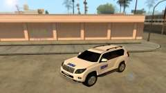 Toyota Land Cruiser OSCE (ОБСЕ) for GTA San Andreas