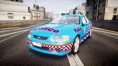 Ford Falcon BA XR8 Police [ELS]