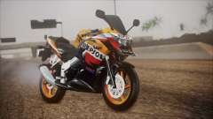 Honda CBR150R Repsol CBU for GTA San Andreas