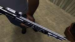 Oval Shotgun for GTA San Andreas