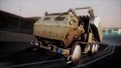 M142 HIMARS Desert Camo