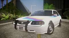 Chevrolet Impala FBI Slicktop for GTA San Andreas