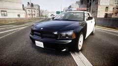 Dodge Charger 2010 LAPD [ELS]